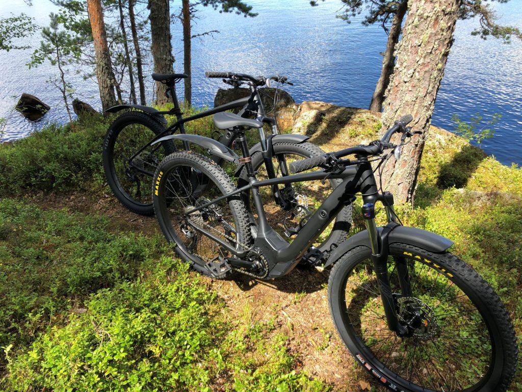 Sähköpyörä vuokralle Savonlinnasta